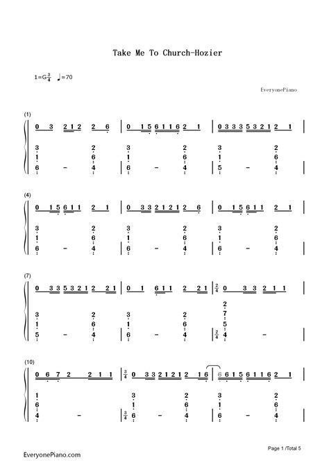 Old Fashioned Take Me To Church Chords Piano Images - Guitar Ukulele ...