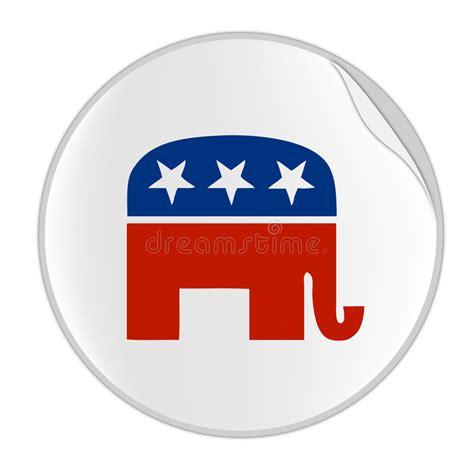 Free Republican Stickers