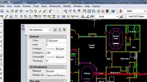 autocad tutorial in tamil autocad 2d 3d tutorial in tamil 03 command and palettes