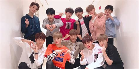 wanna one wanna one will be moving into two separate apartments for