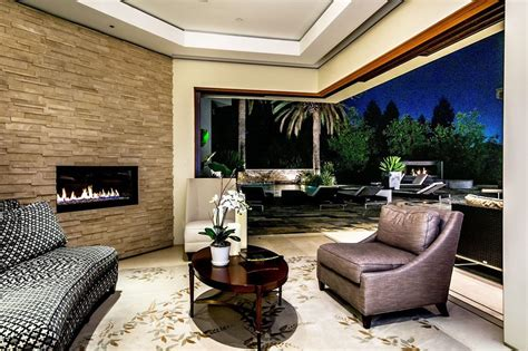 mid century modern fireplaces curved mid century modern homes sold fantastic curved mid
