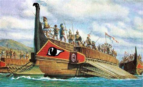 creso muove guerra ai persiani la trireme ateniese