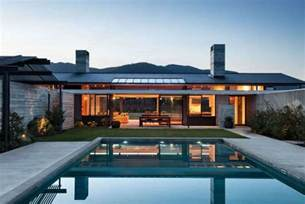 Modern Style Home by 16 Most Popular Roof Types