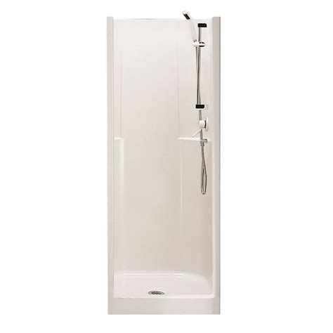 Shower Stall Products Tribeca 38 Inch Sliding Door With Base And Walls En6120 38