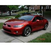 2007 Mitsubishi Eclipse Gt Sunset Custom Wheels And