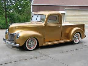 1940 Ford Truck 1940 Ford Of George Poteet By Fastlane Rod Shop