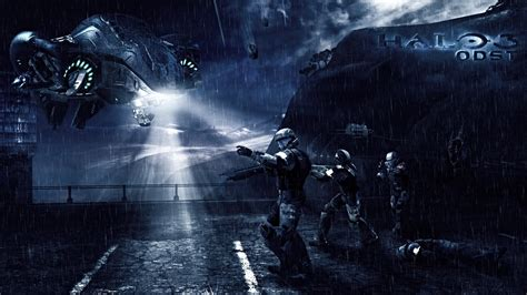 halo halo odst wallpaper   wallpaperup