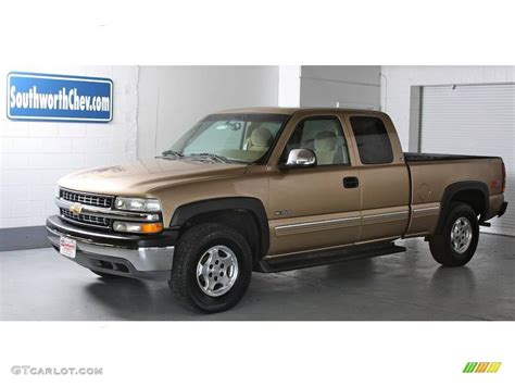 Gold Bedside Ls 1999 Chevy Silverado Gold Autos Post