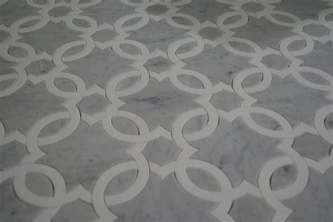 york pattern tiles clover leaf floor pattern modern tile new york by