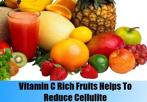 vitamin c in whole grains 8 foods that fight cellulite diy health remedy