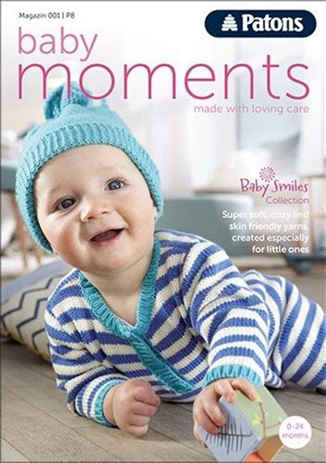 patons baby knitting books patons baby moments knitting book 001