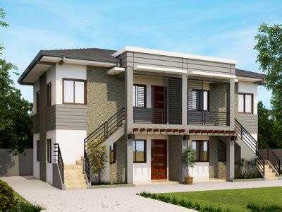 80 Square Meter House Plan duplex house plans pinoy eplans
