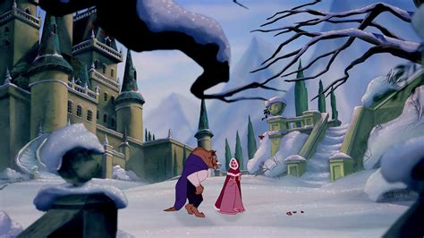 beauty and the beast location which is your پسندیدہ location in the beast s castle