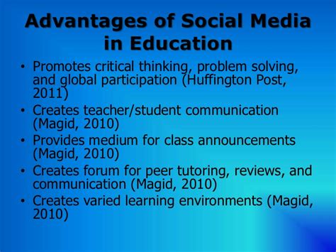 Advantages And Disadvantages Of Social Networks Essay by Social Networking Presentation