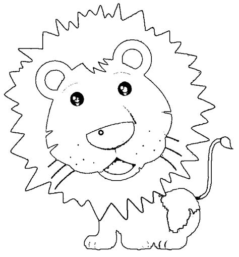 lion kids coloring pages free printable coloring pictures kids coloring book