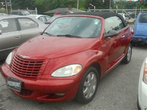 2005 chrysler pt cruiser for sale 2005 chrysler pt cruiser for sale in south carolina