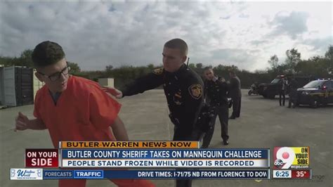 Butler County Records Butler County Sheriff S Office Records Mannequin Challenge Story
