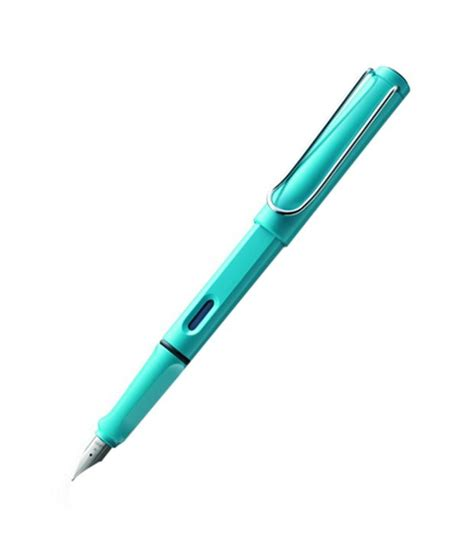 Mba On Line In Fountainblue by Lamy Safari Aquamarine Blue Pen