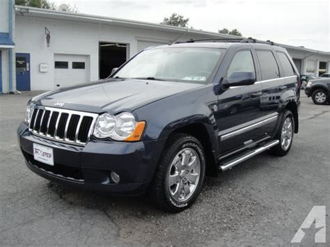 Jeep Grand For Sale In Pa 2009 Jeep Grand Limited For Sale In Tyrone