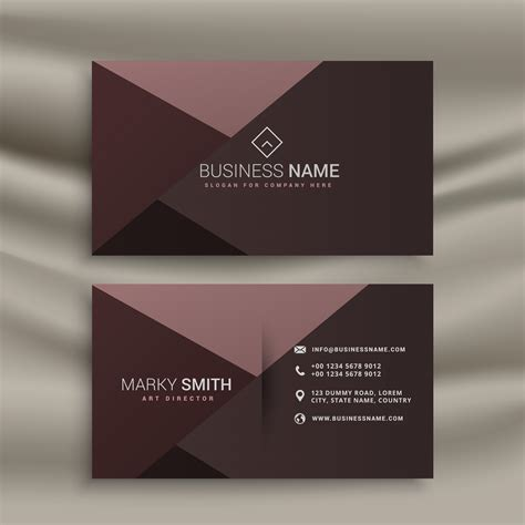 Card Template Darkroom by Professional Business Card Design Template