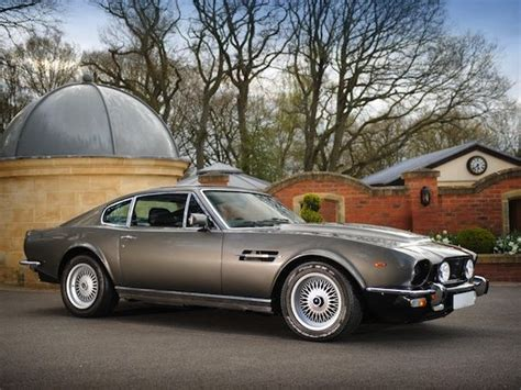Living Daylights Aston Martin by Aston Martin V8 Vantage Quot The Living Daylights Quot 1987