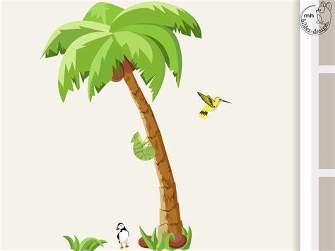 wandtattoo kinderzimmer palme wandtattoo kinderzimmer palme reuniecollegenoetsele