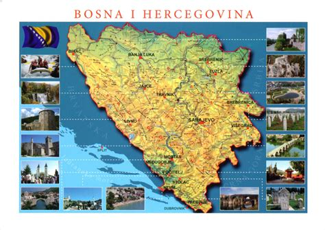 map of bosnia and herzegovina world come to my home 0460 bosnia and herzegovina the