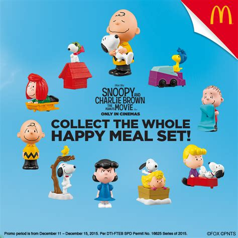 Happy Meal Snoopy Peanut Periode I shopgirl jen collect snoopy and brown mcdonalds