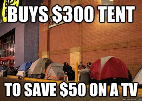Memes Black Friday - i m so done with holiday sales events maybe you should be