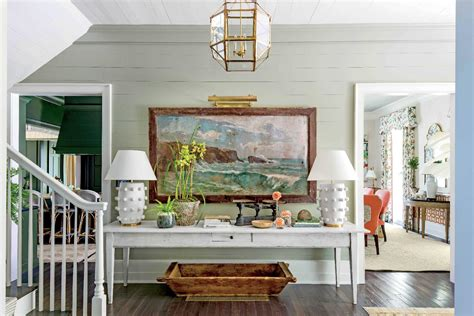 Southern Home Interior Design by Southern Living Living Rooms