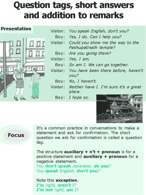 grammar questions and answers for class 3 carson