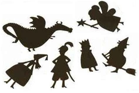 free shadow puppet templates printable shadow puppet templates search