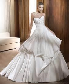 pronovias 2011 wedding dress collection beautiful bridal gowns wedding inspirasi