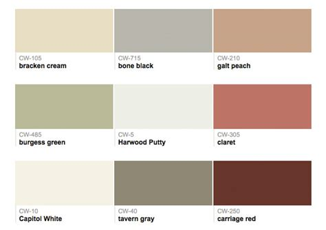 williamsburg paint colors williamsburg paint colors 28 images colors of