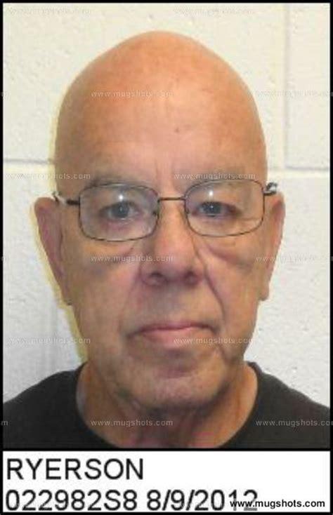 Person County Arrest Records Ryerson Mugshot Ryerson Arrest