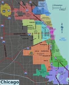 Chicago Districts Map file integrated chicago districts map png