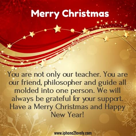 50 christmas greeting wishes for teachers 2017 iphone2lovely