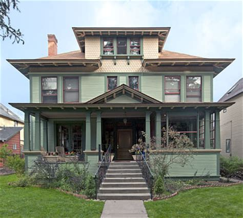 type of house american foursquare house type of house american foursquare house