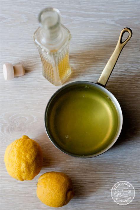 bab 224 al limoncello con crema al mascarpone e frutta fresca