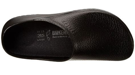 New Birkis Shoes new birkenstock chef shoes birki black kitchen