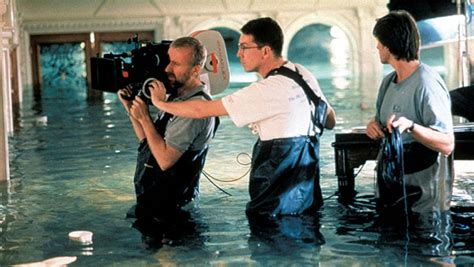 titanic film shooting titanic the real story behind the infamous glub glub