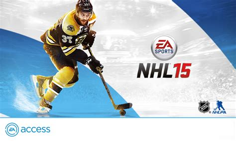 review nhl 15 has great moments surrounded with nhl 15 skates into the ea access vault xbox one xbox