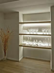 Commercial Display Cabinet Lighting Inspired Led Accent Lighting Shelving Contemporary