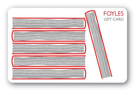All About Gift Cards - gift card 5 gbp foyles books foyles foyles bookstore
