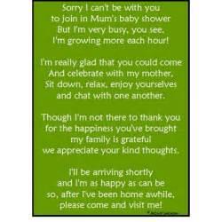 baby shower thank you note 2 mummysmojo baby shower
