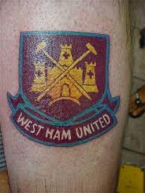 west ham tattoo designs west ham united fc football club tattoos designs