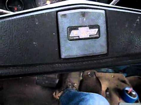 L Repair Scottsdale by 79 Chevy Scottsdale Gauges Fixed Funnydog Tv