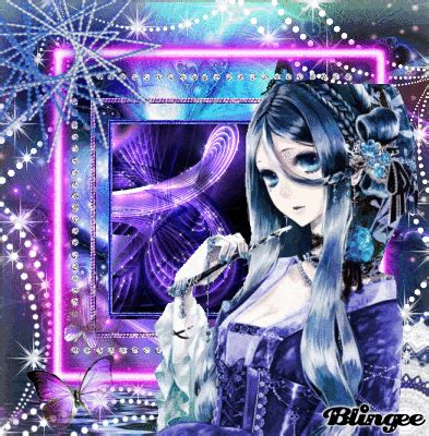 Will You Your Lbd For A Purple Version This Aw by Anime Blue Purple Version Picture 123193095