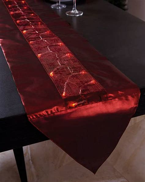 led table runner crazy clearance
