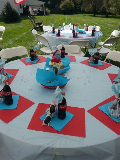 50 s table decorations best 25 1950s theme ideas on sock hop 50s theme and 1950s